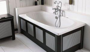 windsor luxury double ended bath