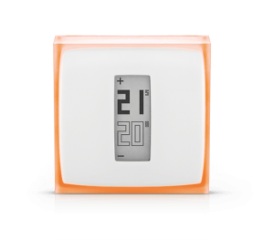 NETATMO thermostat energy