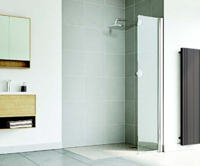 Flaire Frameless Wetroom