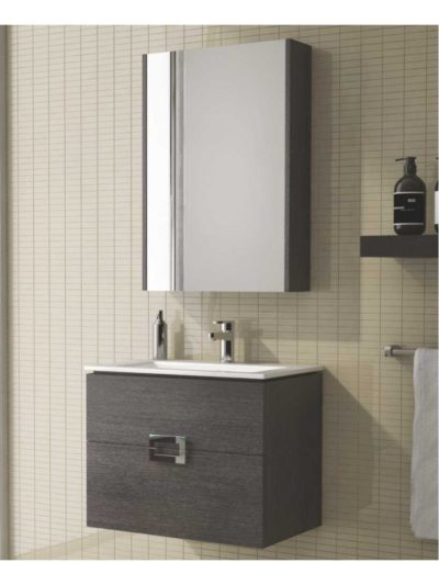 Sonas katie vanity unit dark wood display