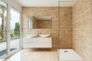 flair gemstone shower room