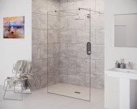 Chianti shower scrren